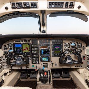 1999 Piper -35 JetPROP Interior