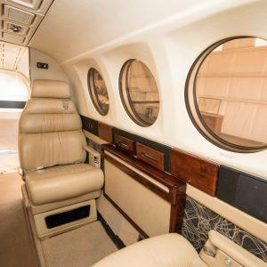 1988 King Air 300 Interior